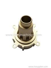 OEM Customized Brass Investment Casting Part for Auto Parts