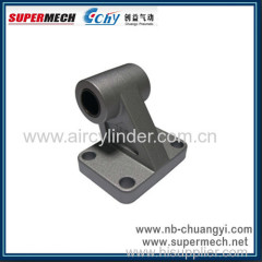 YB ISO 15552 Incline Clevis Standard Pneumatic Cylinder Aluminum Accessory
