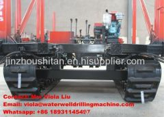 High Power Core Drilling Rig Max Depth 100M