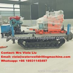 Mini Portable Core Drilling Rig for Water Well Drilling