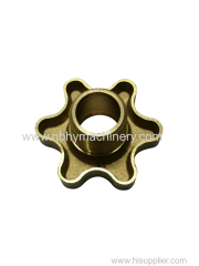 Professional Manufacturer Brass Investment Casting Steel Machinery Parts