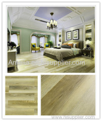 SPC floor tiles Low density light body flooring made in China click system easy to clean