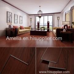 UNILIN click lock pvc flooring non-formaldehyde building material made of vinyl