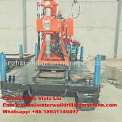 New Condition Geological Hydraulic Core Drilling Rig for Soil Investigation
