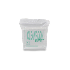 Quality Choice Lint Free Low Particles High Absorbency Disposable Cleaning Wipes Cleanroom Wiper