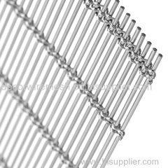 flexible metal wire mesh fabric screen