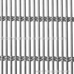 stainless steel archotecture woven drapery