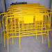 Removable Events Crowd Control Temporary Pedestrian Barrier Steel Barricade Fence