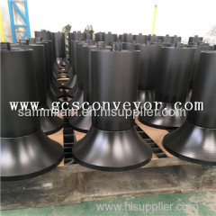 Steelsystem spiral roller\Conveyor roller brackets/roller frame and