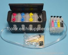 4 Color LC563 CISS Ink System for Brother MFC-J2510 Printer