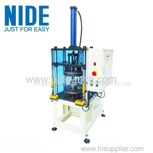 Hydraulic System Driven Automatic Stator Coil Forming Machine