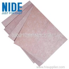 NHN 6650 Class H motor parts elelctrical winding insulation paper for sale