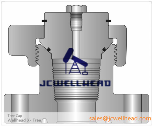 Wellhead Christmas Tree Cap