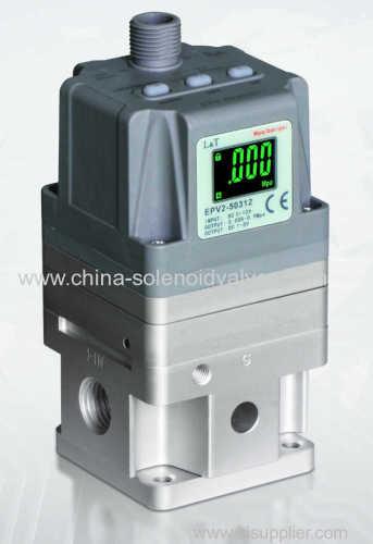 E/P Pressure Regulator for automation