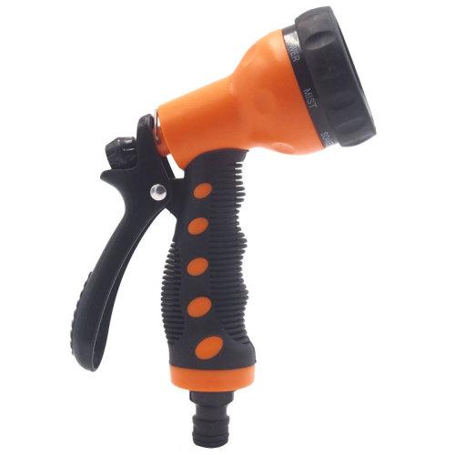 Plastic 7-Pattern Garden Water Spray Gun