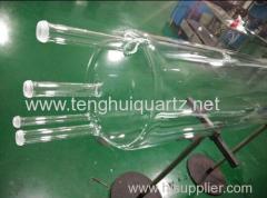 Quartz Furnace Tube (GE214)