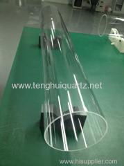 High temperature resistance Fused Quartz Tubing