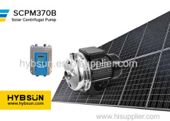SCPM|Solar Centrifugal Pump|Max Flow4.8m3/h|Max head 22m|DC48 solar water pump|370W solar swimming pool pump|Max Flow21.