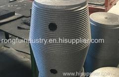 300-500mm HP graphite electrode HP Graphite Electrode