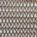 conveyor belt curtain wall decor mesh