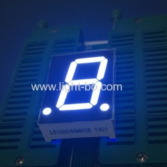 0.8 inch White 7 segment led display;White 0.8 inch led display;0.8