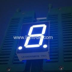 ультра брихт белый общий анод 0,8-дюймовый однозначный 7-сегментный светодиодный дисплей для приборной панели