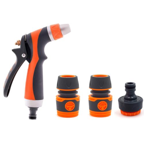 Plastic 2-way water spray nozzle for garden