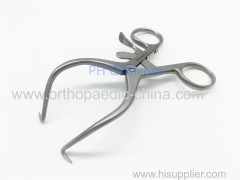 GELPI DEEP ANGLE RETRACTOR veterinary use