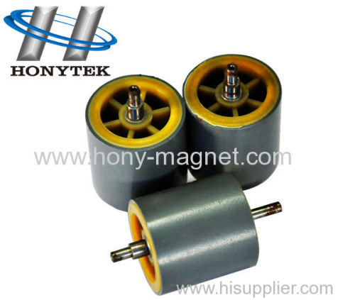 Anisotropic Bonded Ring & Rotor Magnet for micro motor