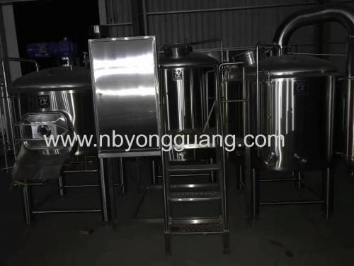china Large Beer Brewing Equipment