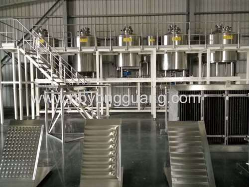 china small Beer Brewing Equipment