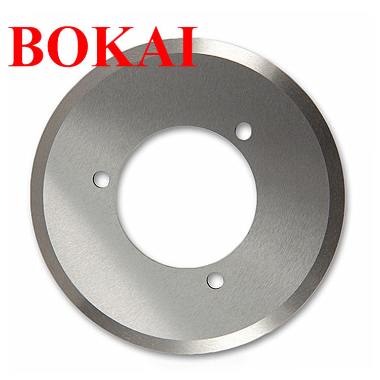 Round slitting blade send to Saudi Arabia