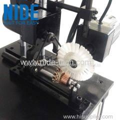 automatic commutator deburring machine - metal deburring machine manufacturer