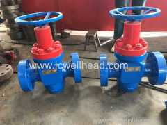 WKM Expanding Manual Gate Valve API6A