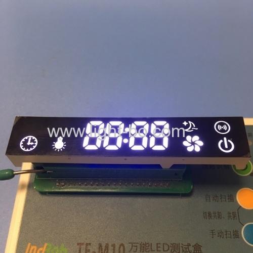 недорогой ультра белый 7-сегментный светодиодный дисплейный модуль для кухонной вытяжки / вытяжки