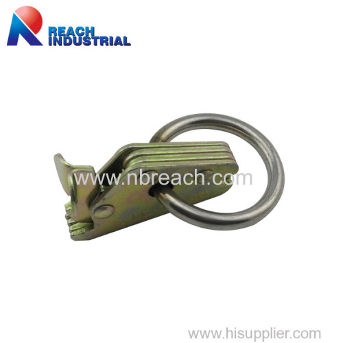 Heavy Duty E Fitting with Stainless Steel O Ring