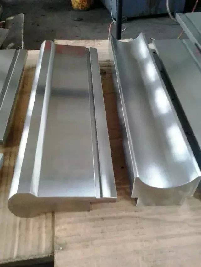high quality press brake mold  were exported to Uzbekistan