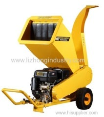 13hp 4Inch Chipping Capacity wood chipper