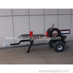 3 second recycle Fast log splitter;RapidFire log splitter