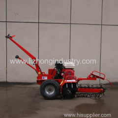 7hp or 15hp max trench depth 600mm Trencher;Small Trencher