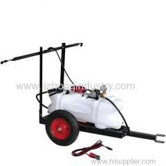 600L;100L Towable Trailered Electric Sprayer