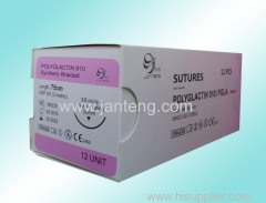 absorbable polyglactine 910 suture