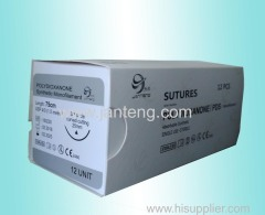 absorbable monofilament polydioxanone suture