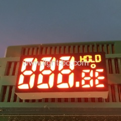 customized led display;temperature control led display; Custom temperature display