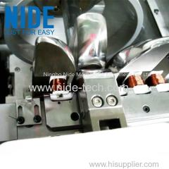 Automatic inner stator winding machine linear open stator coil winding machine for