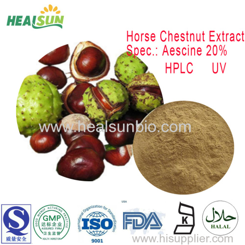 Horse Chestnuts seed Extract