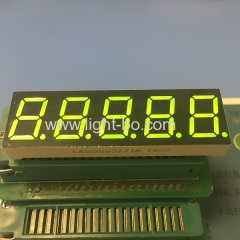 "5 digit led display;5 digit 7 segment;0.56"" 5 digit; five digit led display"
