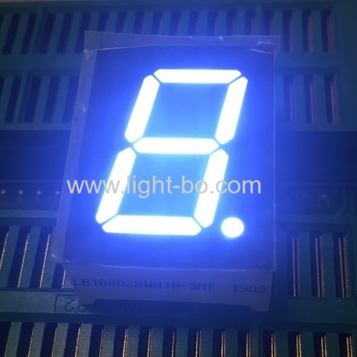 "0.8inch white led display;0.8inch white 7 segment; 0.8"" led display;0.8"" 7 segment"