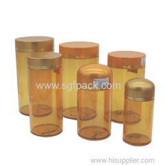 pet bottle cream jar