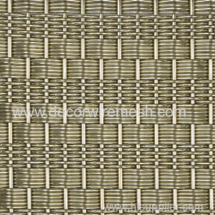GD-433 elevator woven fabric lift decor mesh
